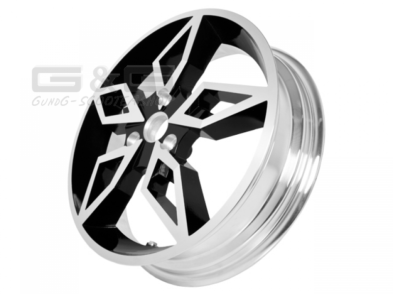 felgen gyronetics black diamond 13 zoll aerox nitro sr ebay. Black Bedroom Furniture Sets. Home Design Ideas