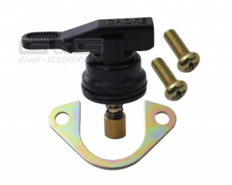 manual e choke adapter conversion kit dellorto phva phvb carburettor piaggio ebay. Black Bedroom Furniture Sets. Home Design Ideas