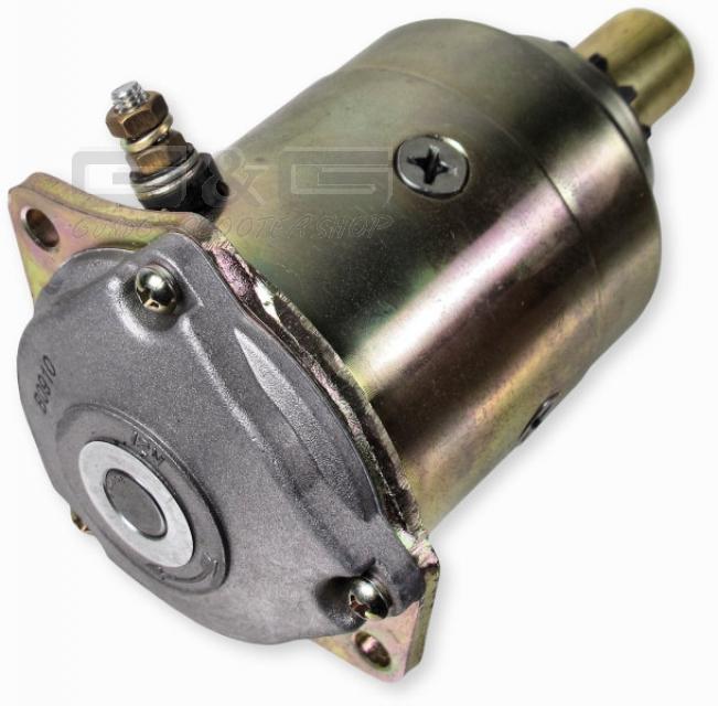 starter starter motor for piaggio ape vespa 50 pk50 pk xl. Black Bedroom Furniture Sets. Home Design Ideas