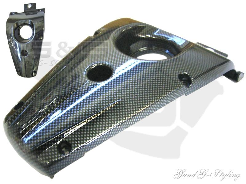 Verkleidung TNT Color Blanco soziusabdeckung para Yamaha Aerox//MBK Nitro