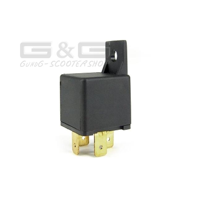 starter relay starter motor relay for yamaha mbk peugeot scooter ebay. Black Bedroom Furniture Sets. Home Design Ideas