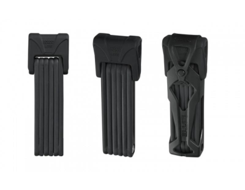 folding lock abus bordo lite 6050 folding bar lock black bike lock ebay. Black Bedroom Furniture Sets. Home Design Ideas