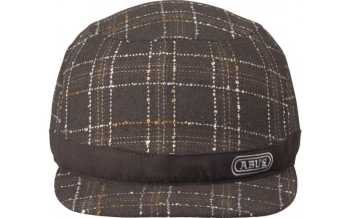 ABUS Fahrrad Helm Metronaut Tweed Brown