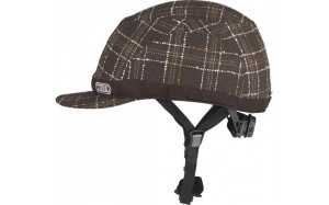 ABUS Fahrrad Helm Metronaut Tweed Brown m