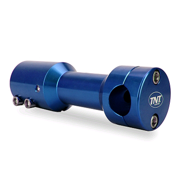 Recording For Downhill Handlebar Booster Bws Stunt Slider Color Blue