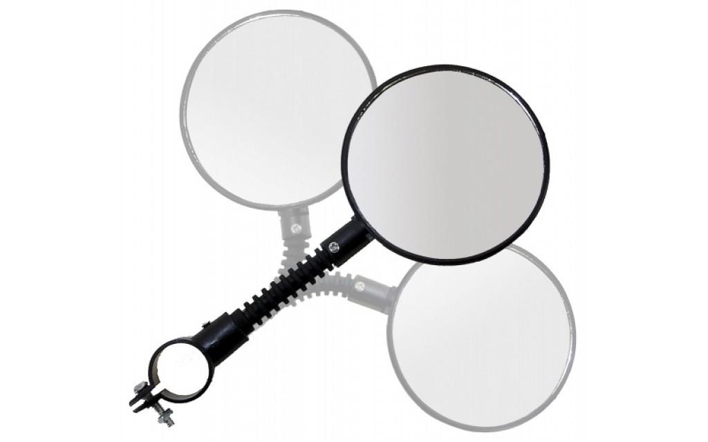 R ckspiegel fahrradspiegel lenker spiegel lenkspiegel rund schwarz - Spiegel rund schwarz ...