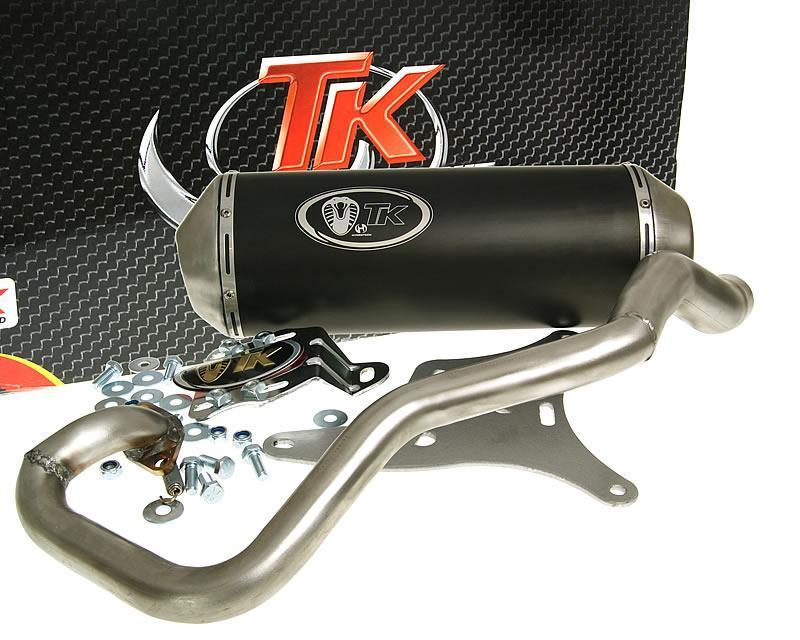 auspuff turbo kit gmax 4t f r kymco grand dink 125 150 maxi scooter ebay. Black Bedroom Furniture Sets. Home Design Ideas