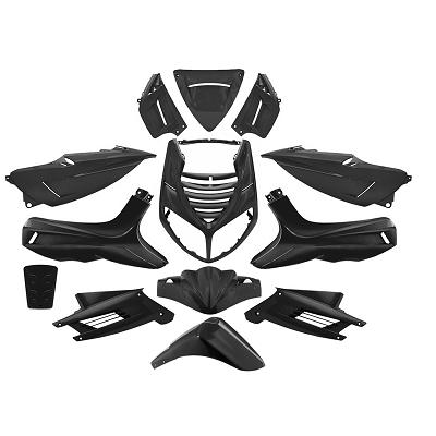 scooter roller verkleidung verkleidungsset 13teilig. Black Bedroom Furniture Sets. Home Design Ideas